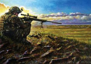 Sniper's-Sunset